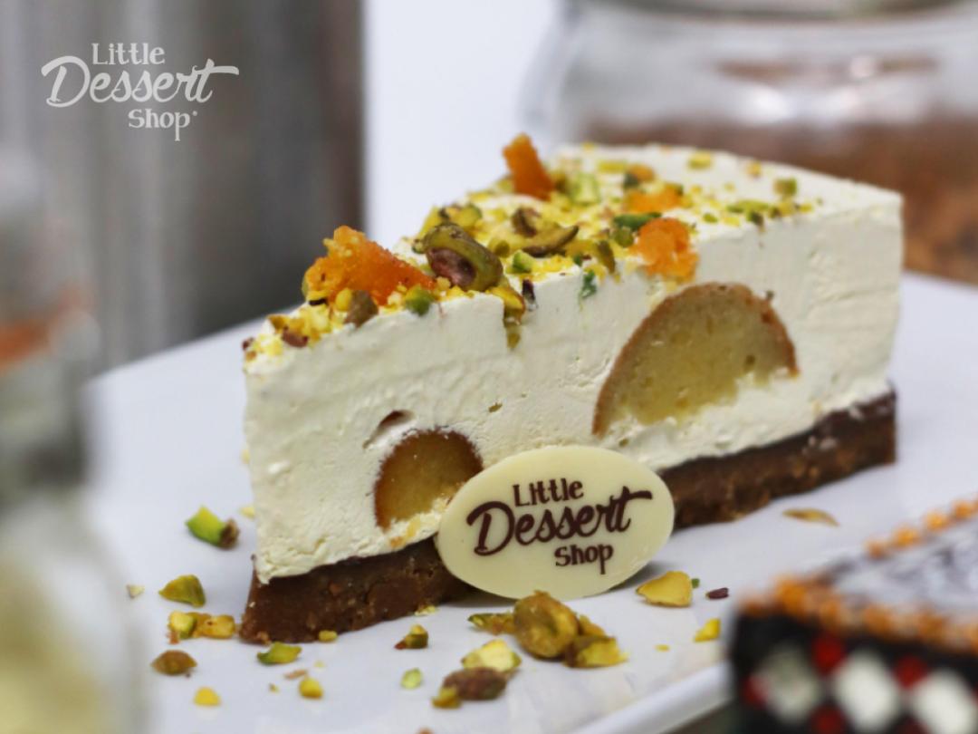 Diwali Delight Cheesecake