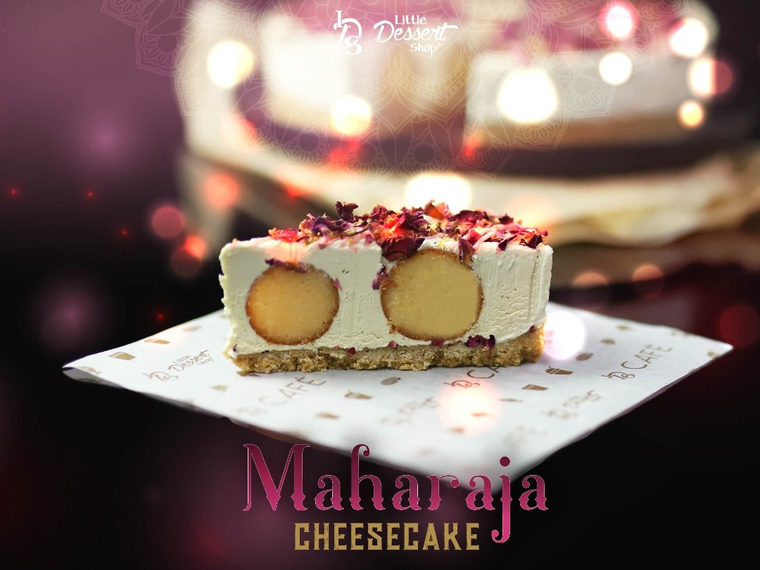 Divine Diwali inspired Cheesecake set to brighten your year!