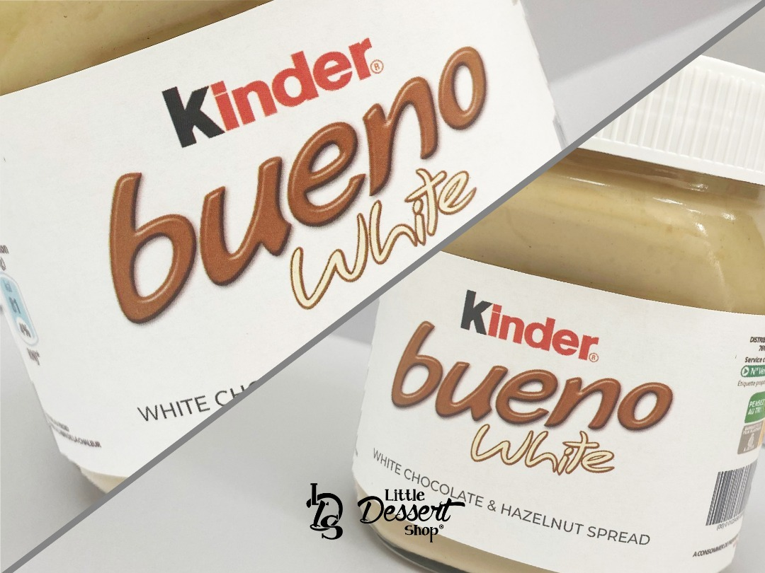 LDS launch White Hazelnut Chocolate that fans claim tastes just like Kinder Bueno®!