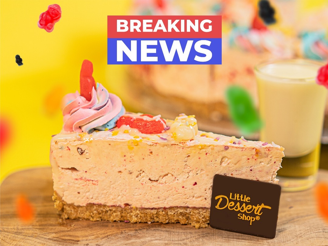 *Breaking News* Little Dessert Shop Bakery has been taken over!!