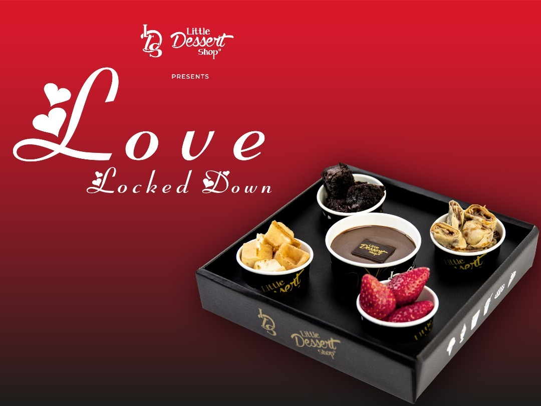 Little Dessert Shops got Love Locked down! ? ❤️