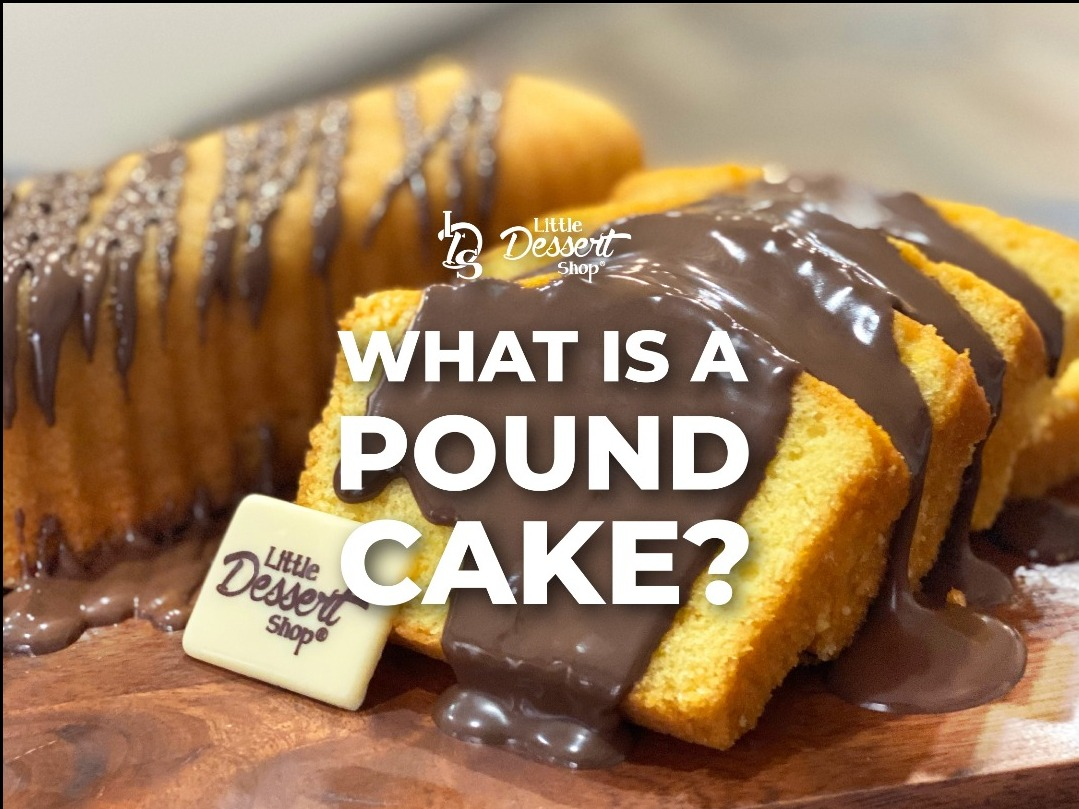 Where 'Pound Cake' comes from and why it has nothing to do with British Pound Sterling!