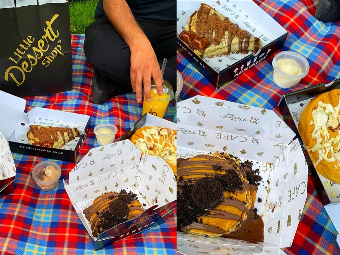 Dessert Picnic In The Park? - Yes Please!