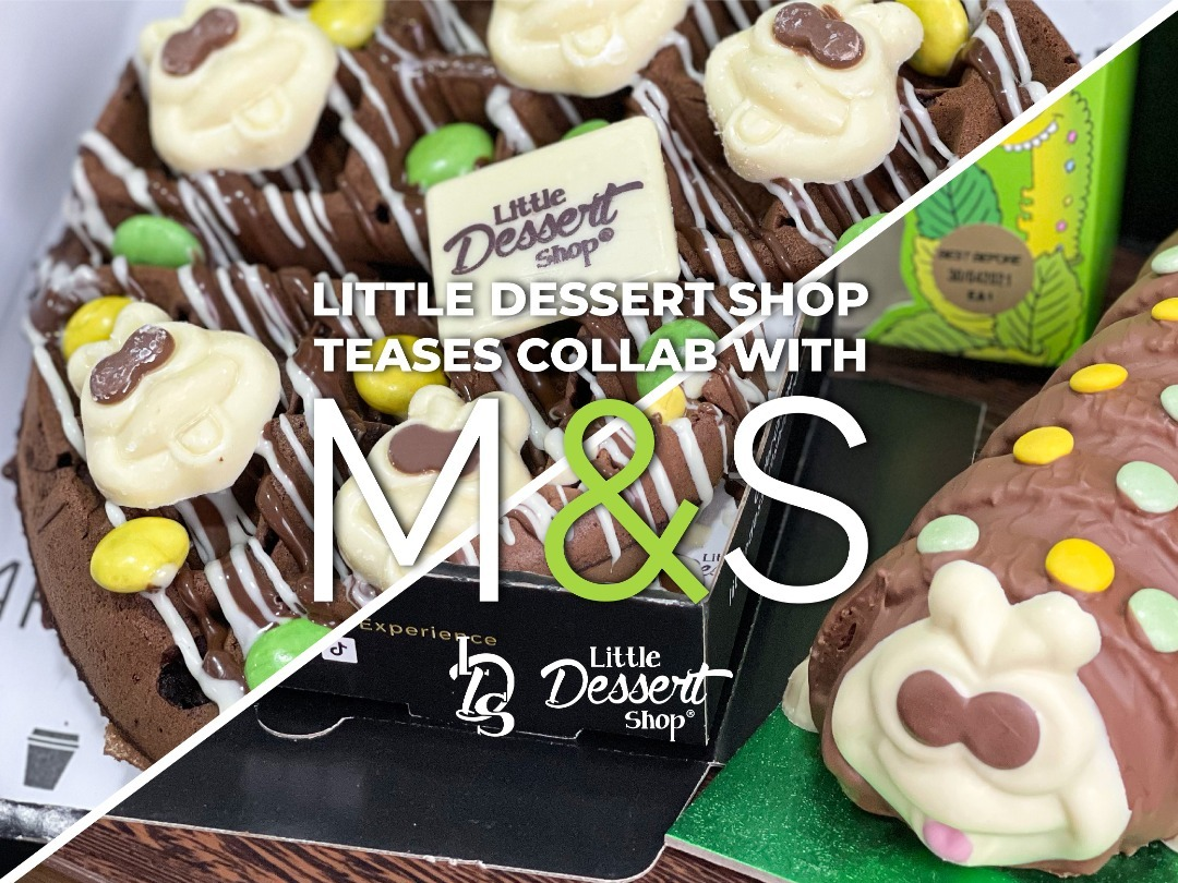 Little Dessert Shop teases collaboration with M&S!