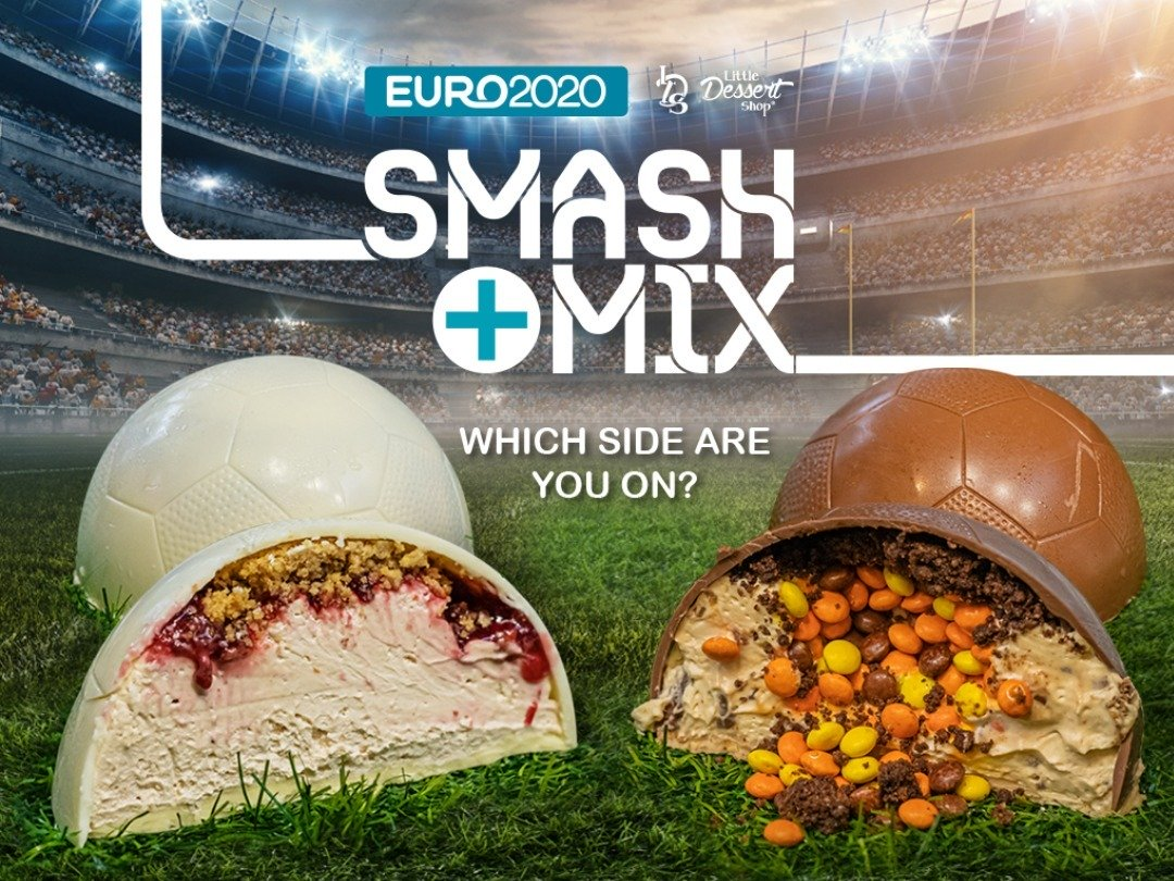 SMASH & MIX LDS LAUNCH EPIC NEW COLLECTION FOR EUROS 2020!