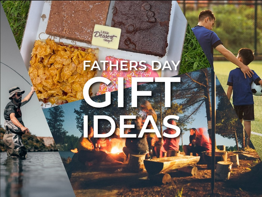 Little Dessert Shop's ULTIMATE Fathers Day Gift Guide!