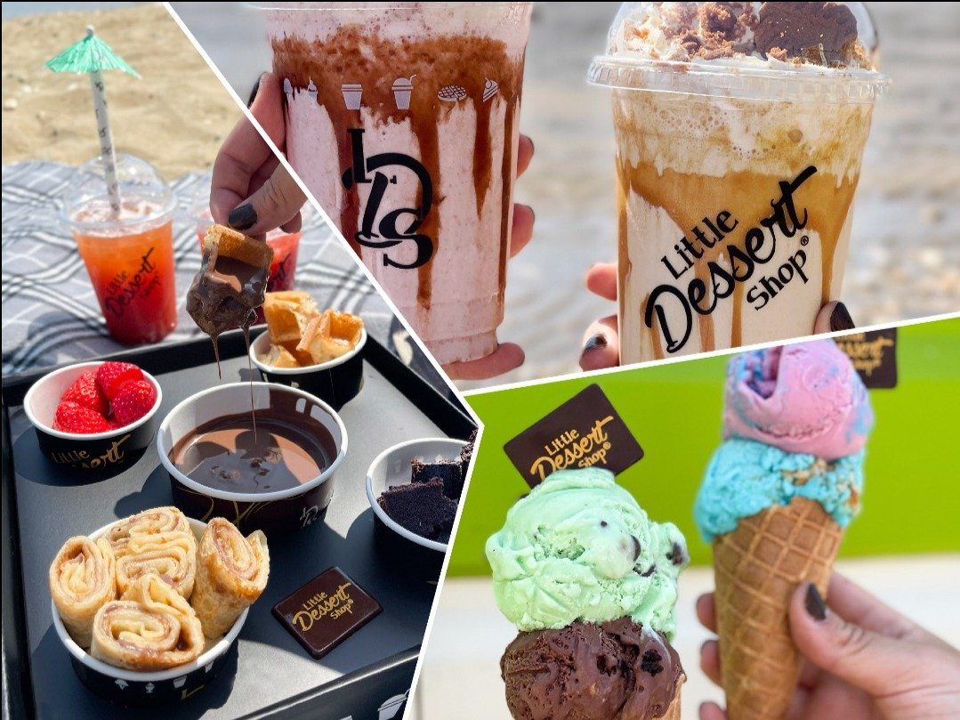 Road Trip To The Isle Of Wight With Little Dessert Shop!