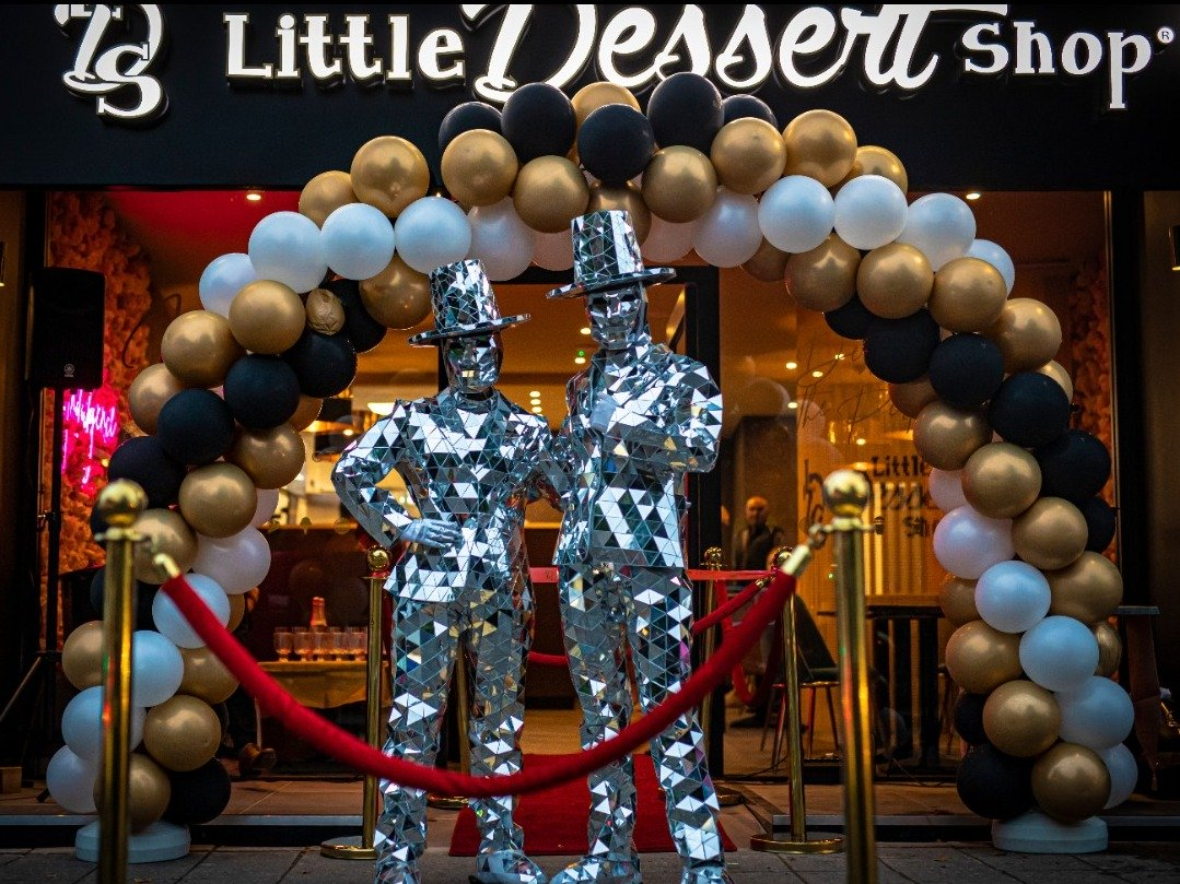 Little Dessert Shop sells out after opening weekend!