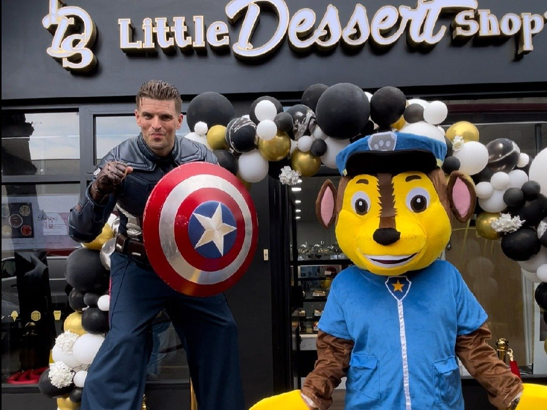 Little Dessert Shop Opens New Takeaway Store in Brierley Hill with 99p Waffles Opening Offers!